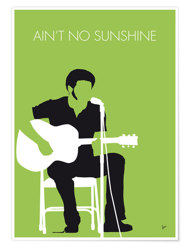 Premium poster Bill Withers - Ain't No Sunshine