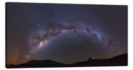 Canvas print  southern Milky Way - Alexander Voigt