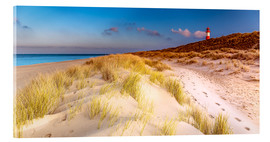 Acrylic print  Dunes at the North Sea - Sascha Kilmer
