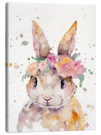 Canvas  Little Bunny - Sillier Than Sally