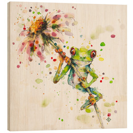 Sillier Than Sally - Hello There Bright Eyes (Green Tree Frog)