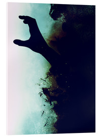 Acrylic print  From darkness - Sybille Sterk