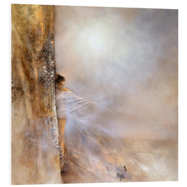Foam board print  the soft sounds - Annette Schmucker