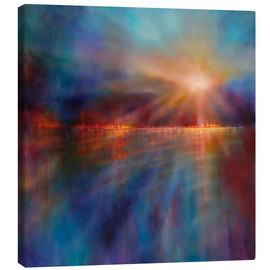 Canvas print  another morning - Annette Schmucker