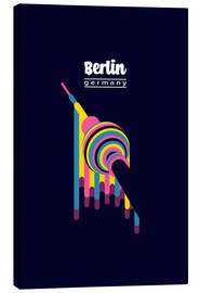 Canvas print  Berlin - Sasha Lend