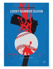 Premium poster Lucky Number Slevin