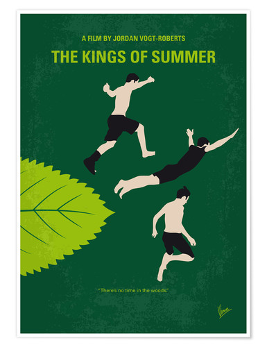 Premium poster The Kings Of Summer