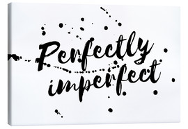 Canvas print  perfectly imperfect - Ohkimiko