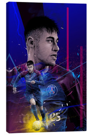 Canvas  Neymar JR - Paola Morpheus