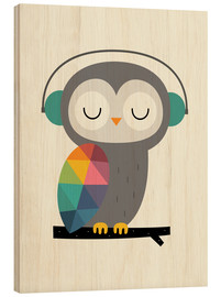 Wood  Owl time - Andy Westface