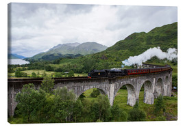 Canvas print  Hogwarts Express