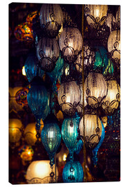 Canvas print  Oriental lights