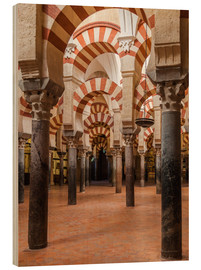 Wood  The Mosque of Cordoba