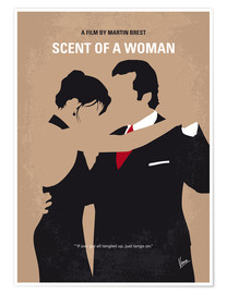 Premium poster Scent of a Woman
