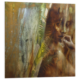 Foam board print  lisa - Annette Schmucker