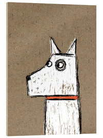 Acrylic print  West Highland Terrier - Nic Squirrell