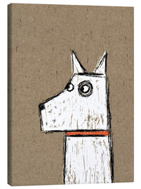 Canvas print  West Highland Terrier - Nic Squirrell