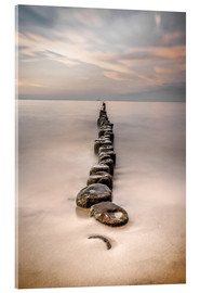 Acrylic print  Walk the way Usedom - Sören Bartosch