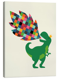 Canvas print  Rainbow Power - Andy Westface