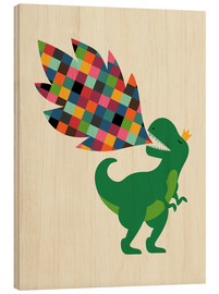 Wood  Rainbow Power - Andy Westface