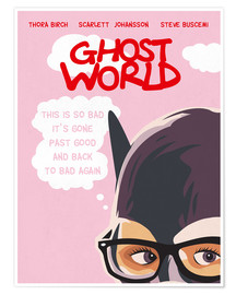 Premium poster Ghost World