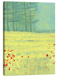 Canvas print  Meadow near Perigueux - Nic Squirrell
