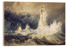 Joseph Mallord William Turner - Bell Rock Lighthouse
