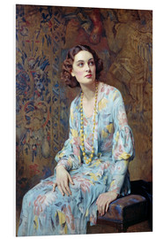 Forex  Portrait of a Lady - Albert Henry Collings