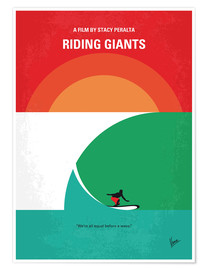 Premium poster  Riding Giants - chungkong