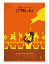 Premium poster Coyote Ugly