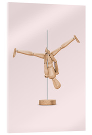 Acrylic glass  POLEDANCE MANNEQUIN - Jonas Loose