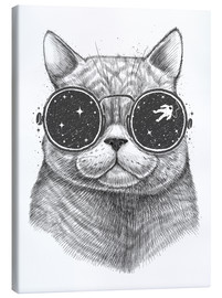 Canvas print  Space cat - Nikita Korenkov