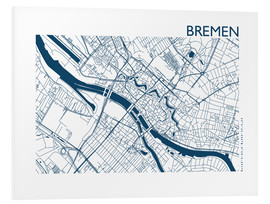 Forex  City map of Bremen - 44spaces