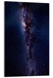 Acrylic print  The Milky Way Galaxy - Fabio Lamanna
