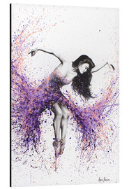 Aluminium print  The last dance - Ashvin Harrison