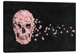 Canvas print  Beautiful death - Terry Fan
