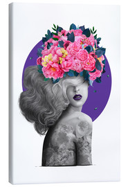 Canvas print  Violet dreams - Valeriya Korenkova
