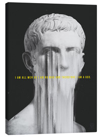 Canvas print  Caligula - Michael Tarassow