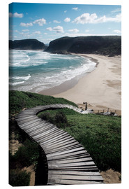 Canvas print  Robberg Nature Reserve, South Africa - Paul Kennedy