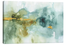 Lisa Audit - My Greenhouse Abstract I