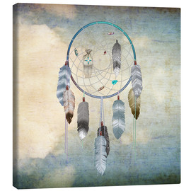 Canvas print  dream catcher - Brenda Erickson