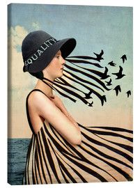 Canvas print  Equality - Catrin Welz-Stein