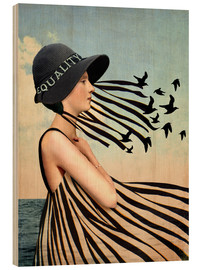 Wood  Equality - Cathrin Welz-Stein