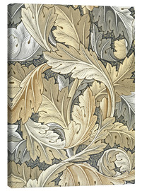 Canvas print  Acanthus - William Morris