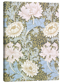 Canvas print  Chrysanthemum - William Morris