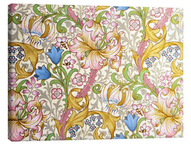 Canvas  Golden lily - William Morris