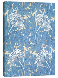 Canvas  Tulips - William Morris