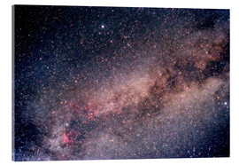Acrylic print  The Summer Triangle - Science Source