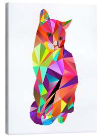 Canvas print  Karl Kater - Miss Coopers Lounge