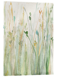 Acrylic glass  Spring Grasses II - Avery Tillmon
